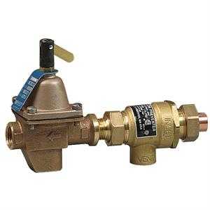 "Watts 0386463 B911T-M3 1/2"" Combo Backflow Preventer & Fill Valve"
