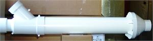 "Triangle Tube CVENT-3 Concentric Termination Kit, 3"" PVC"