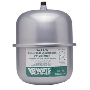 Watts 0067401 ET-15 Non-Potable Water Expansion Tank