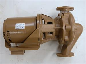 Armstrong 116432-133 H-51 AB In-Line Circulator Pump Bronze