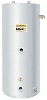 Laars LS-RTV-75D-L, Laars-Stor Double Wall Dual Coil Residential Indirect Water Heater