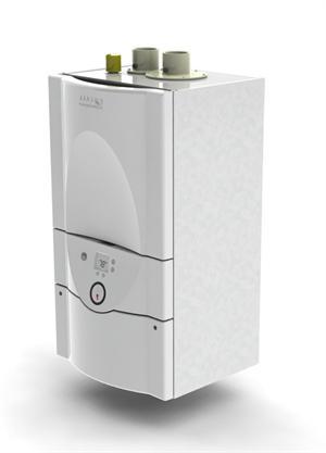 Laars Mascot Ii Lmc125na1xx Natural Gas Combination Boiler
