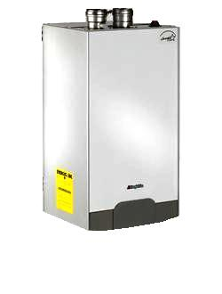 Triangle Tube PS110LP Prestige Solo 110 Condensing Stainless Steel Wall Mount Boiler - Propane