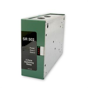 taco sr502 two zone switching relay with priority replaces ar861 ii