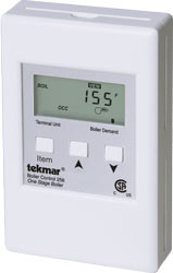 Tekmar, 256, One Stage Boiler Control