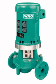 Wilo 2705902 IL 2 130/320-2 Inline Centrifugal Circulator
