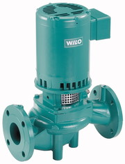 Wilo 2705042 IPL 2.5 50/260-2 Inline Centrifugal Circulator