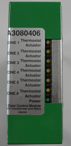 Powered Six Zone Controller A3080406