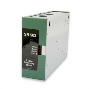 Taco SR503-EXP Three Zone Pump Switching Relay with Priority and 3  PowerportsBoston Heating Supply