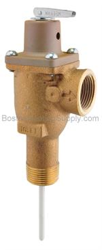 Rheem SP9012B, Watts L40XL-6, Temperature And Pressure Relief Valve (250,000 - 400,000 Btu)