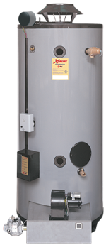 Rheem GX90-550A Xtreme ASME High-Input Commercial Gas Water Heater