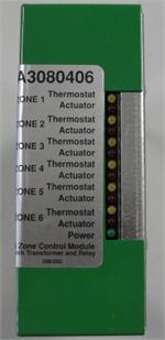 Uponor Powered Six-Zone Controller: A3080406