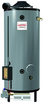 Rheem G100-200A Universal Gas ASME Commercial Water Heater, Natural